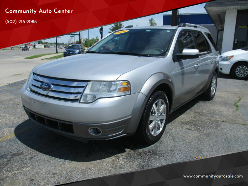 2009 Ford Taurus X for sale in Jeffersonville, IN
