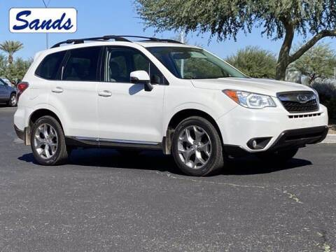 2016 Subaru Forester for sale at Sands Chevrolet in Surprise AZ