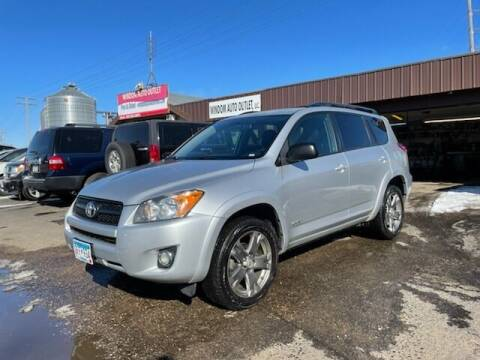 2010 Toyota RAV4 for sale at WINDOM AUTO OUTLET LLC in Windom MN