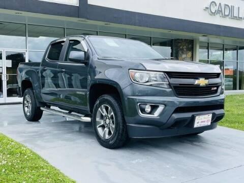 2017 Chevrolet Colorado for sale at RUSTY WALLACE CADILLAC GMC KIA in Morristown TN