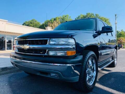 2005 Chevrolet Tahoe for sale at North Georgia Auto Brokers in Snellville GA