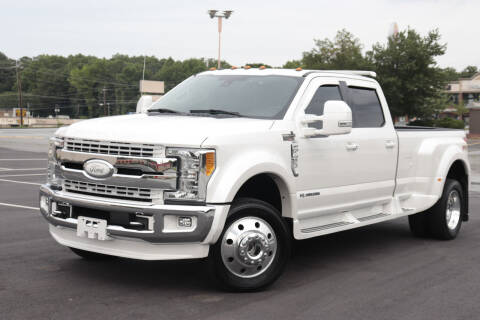 2017 Ford F-450 Super Duty for sale at Auto Guia in Chamblee GA