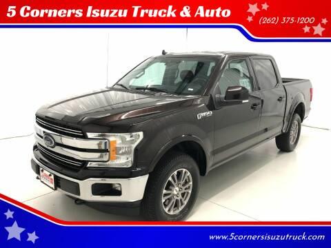 2020 Ford F-150 for sale at 5 Corners Isuzu Truck & Auto in Cedarburg WI