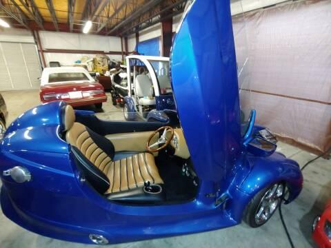 2002 Merlin  Roadster Built by Corbin
