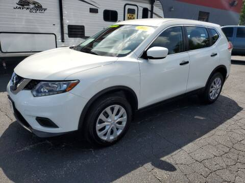 2016 Nissan Rogue for sale at Stach Auto in Janesville WI