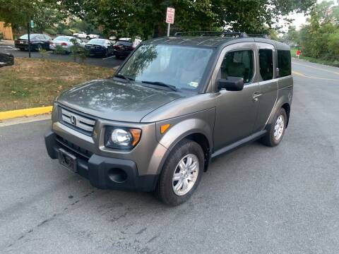 2007 Honda Element for sale at Dreams Auto Group LLC in Sterling VA