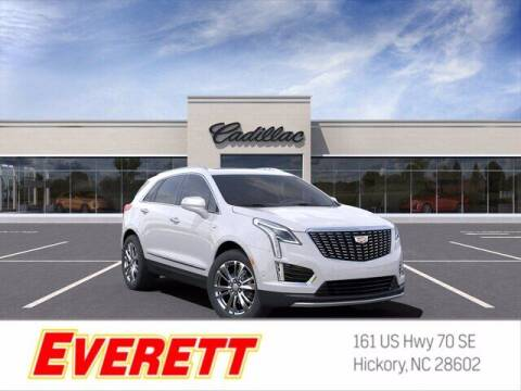 2021 Cadillac XT5 for sale at Everett Chevrolet Buick GMC in Hickory NC