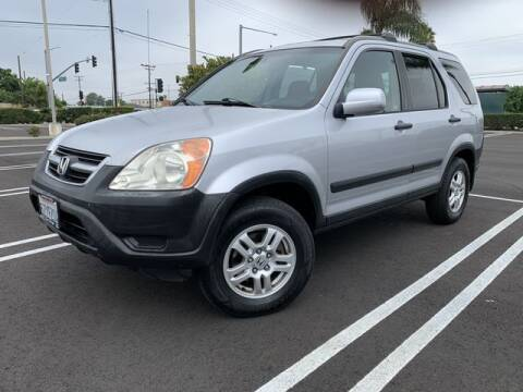 2003 Honda CR-V for sale at Beach Auto Group LLC in Midway City CA