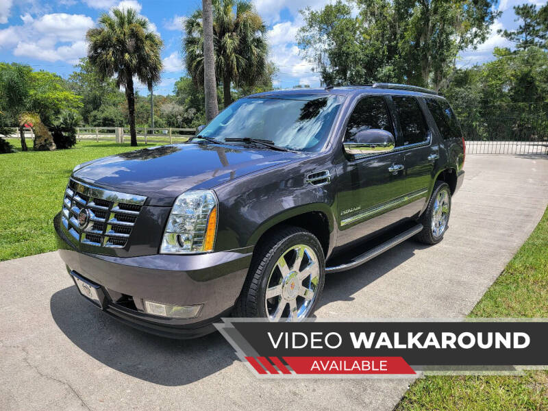 2011 Cadillac Escalade for sale at Lake Helen Auto in Lake Helen FL