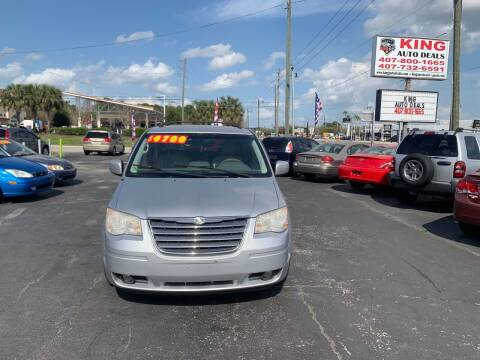 2010 Chrysler Town and Country for sale at King Auto Deals in Longwood FL