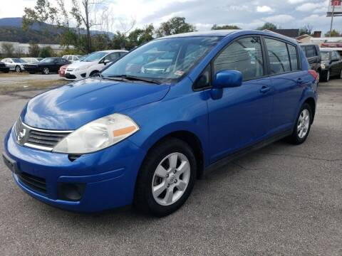 2007 Nissan Versa for sale at Salem Auto Sales in Salem VA
