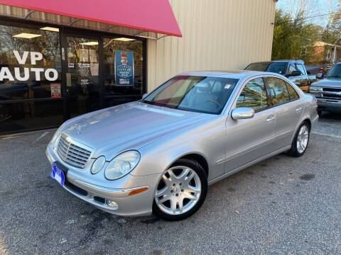 2003 Mercedes-Benz E-Class for sale at VP Auto in Greenville SC