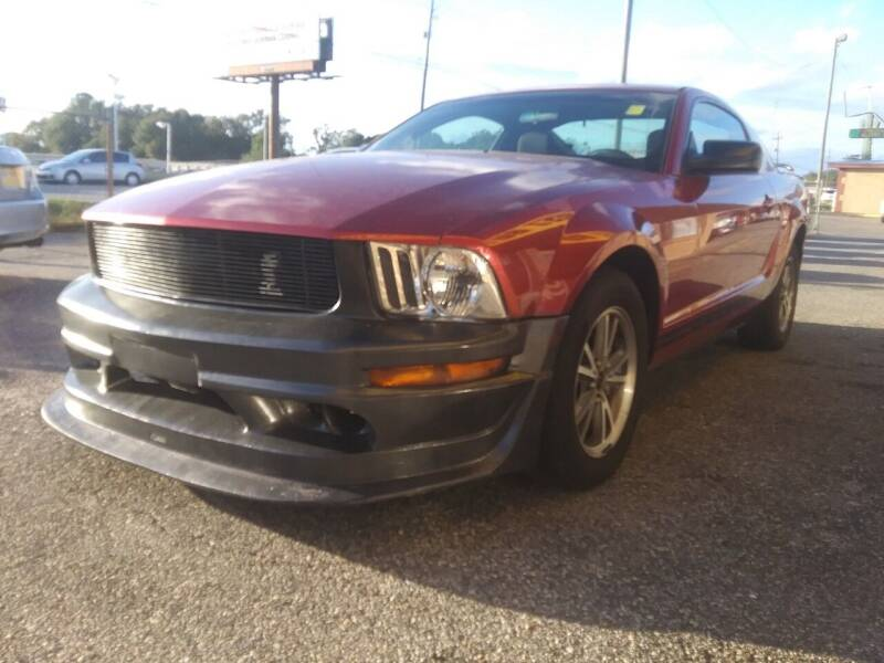 2005 Ford Mustang for sale at Best Buy Autos in Mobile AL
