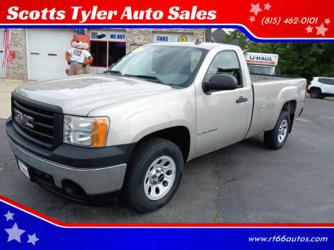 2008 GMC Sierra 1500 for sale at Scotts Tyler Auto Sales in Wilmington IL