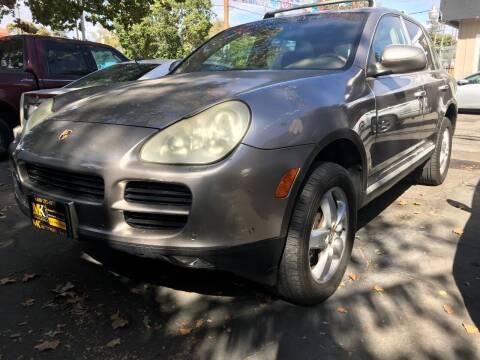 2004 Porsche Cayenne for sale at MK Auto Wholesale in San Jose CA