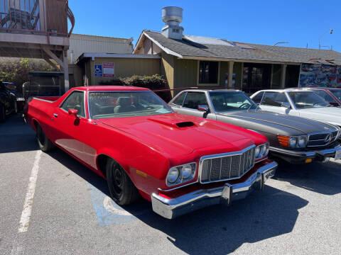 1974 Ford Ranchero for sale at Dodi Auto Sales in Monterey CA