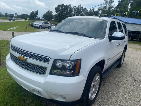 2012 Chevrolet Tahoe for sale at Southtown Auto Sales in Whiteville NC