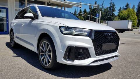 2017 Audi Q7 for sale at Seattle Auto Deals in Everett WA