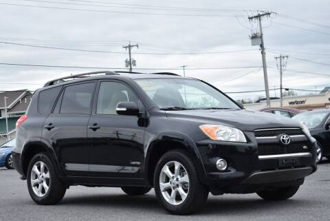 2009 Toyota RAV4 for sale at Broadway Garage of Columbia County Inc. in Hudson NY