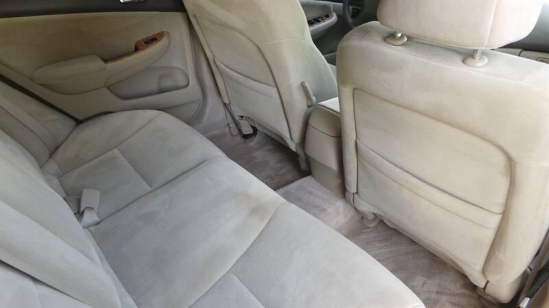 2003 Honda Accord EX 4dr Sedan - Fort Myers FL