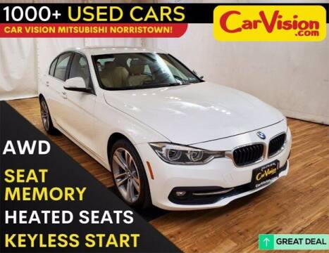 2018 BMW 3 Series for sale at Car Vision Buying Center in Norristown PA
