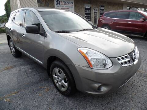 2013 Nissan Rogue for sale at United Automotive Group in Griffin GA
