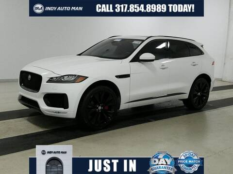 2017 Jaguar F-PACE for sale at INDY AUTO MAN in Indianapolis IN