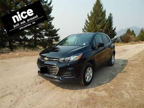2019 Chevrolet Trax for sale at PRESTIGE AUTO SALES in Spearfish SD