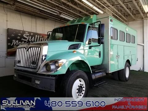 2008 International WorkStar 7400 for sale at TrucksForWork.net in Mesa AZ
