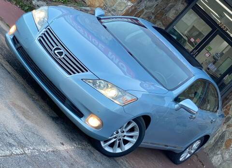 2010 Lexus ES 350 for sale at Atlanta Prestige Motors in Decatur GA
