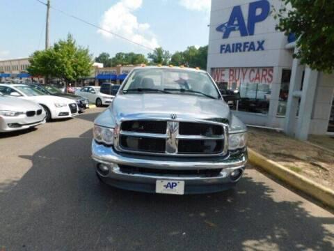 2005 Dodge Ram Pickup 2500 for sale at AP Fairfax in Fairfax VA