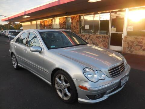 2007 Mercedes-Benz C-Class for sale at Auto 4 Less in Fremont CA