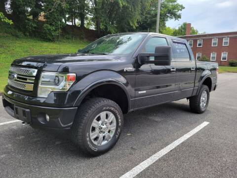 2013 Ford F-150 for sale at Thompson Auto Sales Inc in Knoxville TN