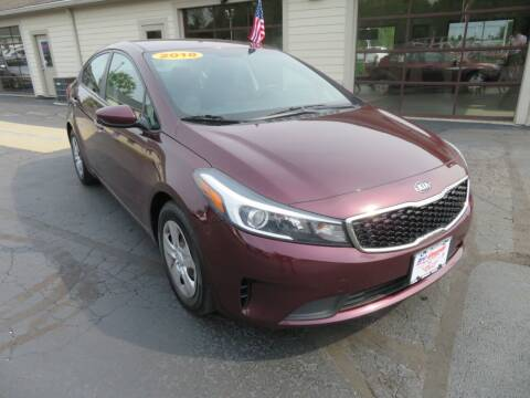 2018 Kia Forte for sale at Tri-County Pre-Owned Superstore in Reynoldsburg OH