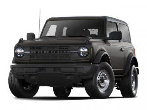 2021 Ford Bronco for sale at MYFAYETTEVILLEFORD.COM in Fayetteville GA