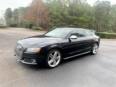 2010 Audi S5 for sale at Weaver Motorsports Inc in Cary NC
