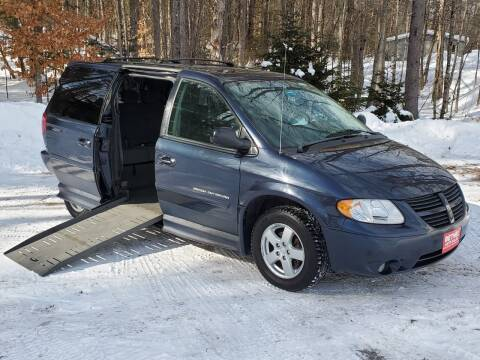 2007 Dodge Grand Caravan for sale at Bethel Auto Sales in Bethel ME
