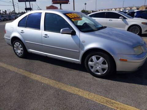 2003 Volkswagen Jetta for sale at Car Spot in Las Vegas NV
