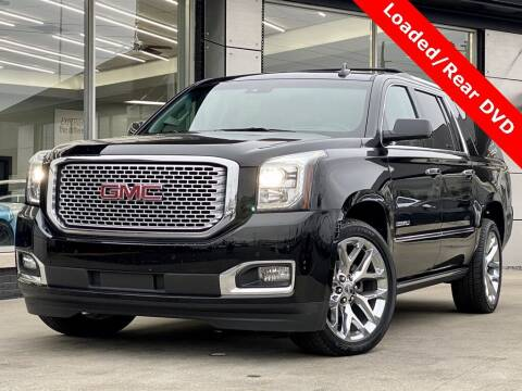 2015 GMC Yukon XL for sale at Carmel Motors in Indianapolis IN