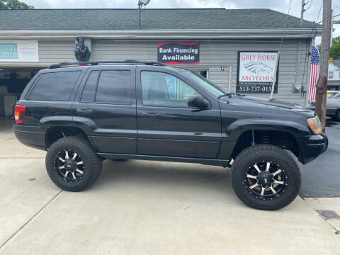 2004 Jeep Grand Cherokee for sale at Grey Horse Motors in Hamilton OH