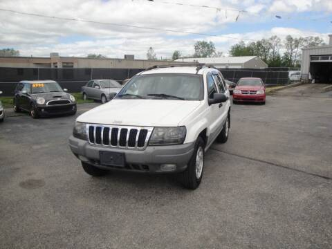 1999 Jeep Grand Cherokee for sale at A&S 1 Imports LLC in Cincinnati OH