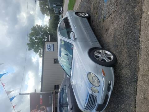 2006 Mercedes-Benz E-Class for sale at Sissonville Used Car Inc. in South Charleston WV