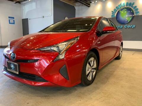 2017 Toyota Prius for sale at PRIUS PLANET in Laguna Hills CA