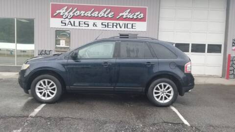 2009 Ford Edge for sale at Affordable Auto Sales & Service in Berkeley Springs WV
