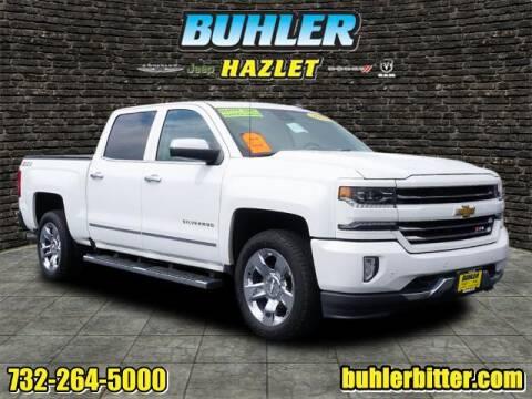 2018 Chevrolet Silverado 1500 for sale at Buhler and Bitter Chrysler Jeep in Hazlet NJ