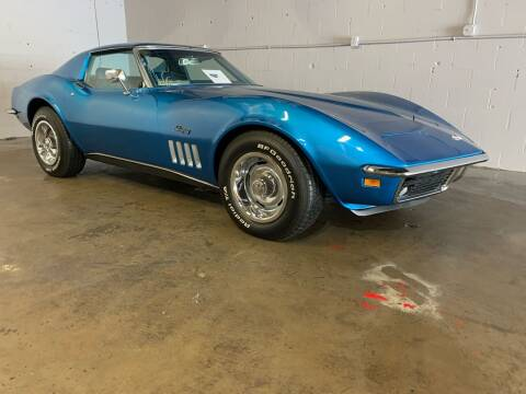 1969 Chevrolet Corvette for sale at A & A Classic Cars in Pinellas Park FL