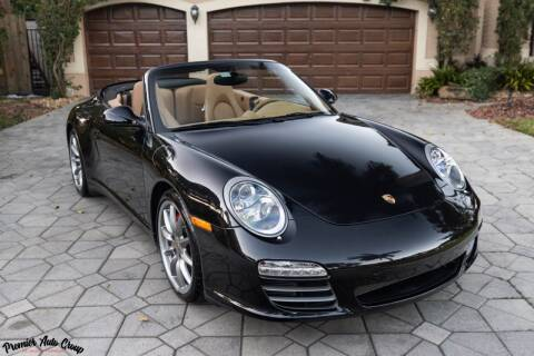 2012 Porsche 911 for sale at Premier Auto Group of South Florida in Wellington FL