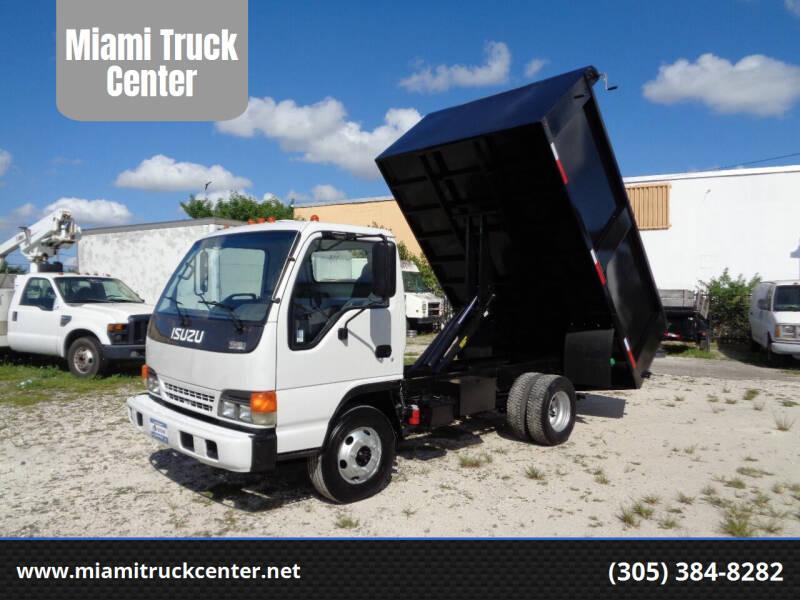 2004 Isuzu NPR for sale at Miami Truck Center in Hialeah FL