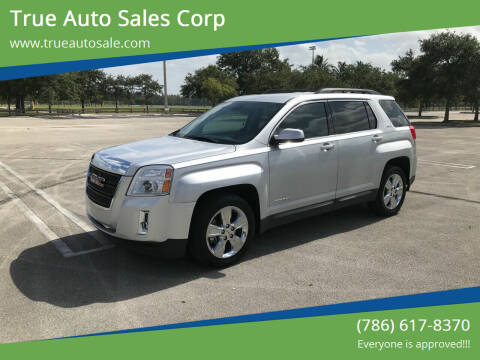 2014 GMC Terrain for sale at True Auto Sales Corp in Miami FL