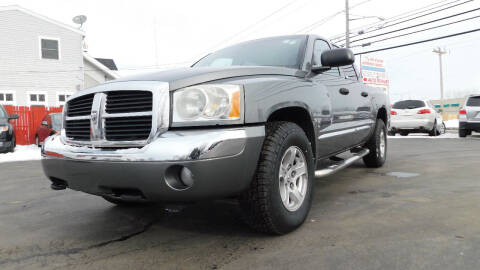 2005 Dodge Dakota for sale at Action Automotive Service LLC in Hudson NY